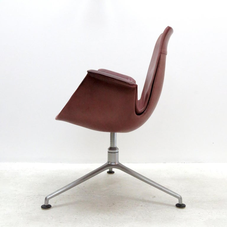 Preben Fabricius 'FK 6727' Chair, 1964 In Good Condition For Sale In Los Angeles, CA