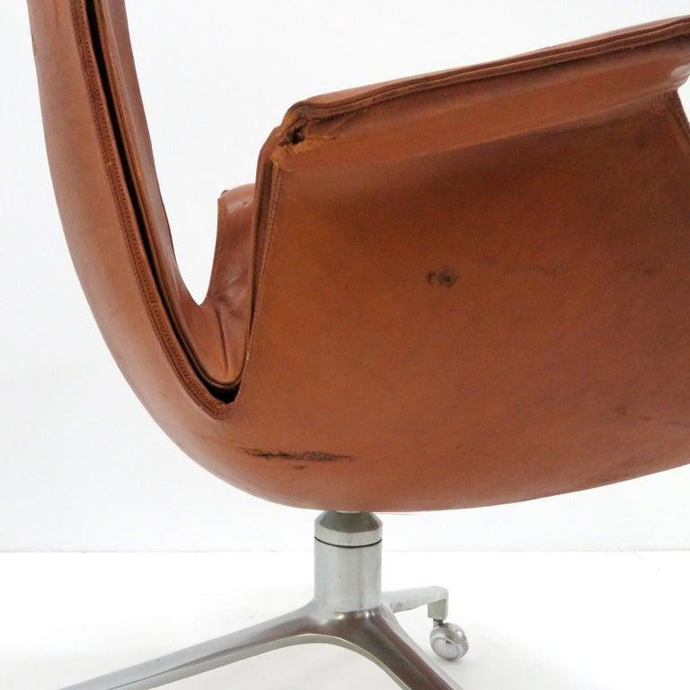 Preben Fabricius Jorgen Kastholm Bird Chairs Kill, 1964 For Sale 5