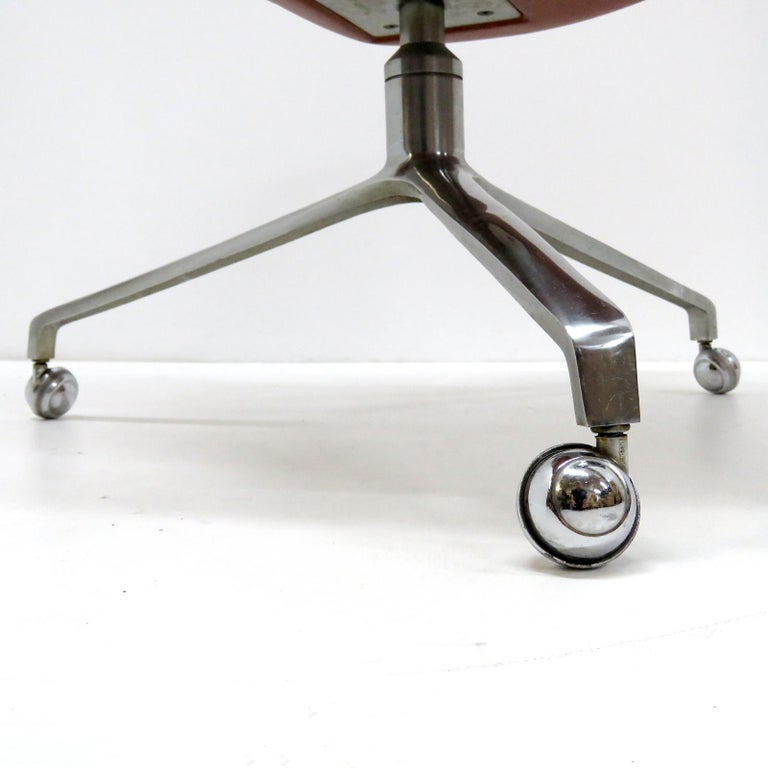 Preben Fabricius Jorgen Kastholm Bird Chairs Kill, 1964 For Sale 7