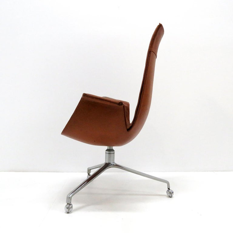 Preben Fabricius Jorgen Kastholm Bird Chairs Kill, 1964 For Sale 1