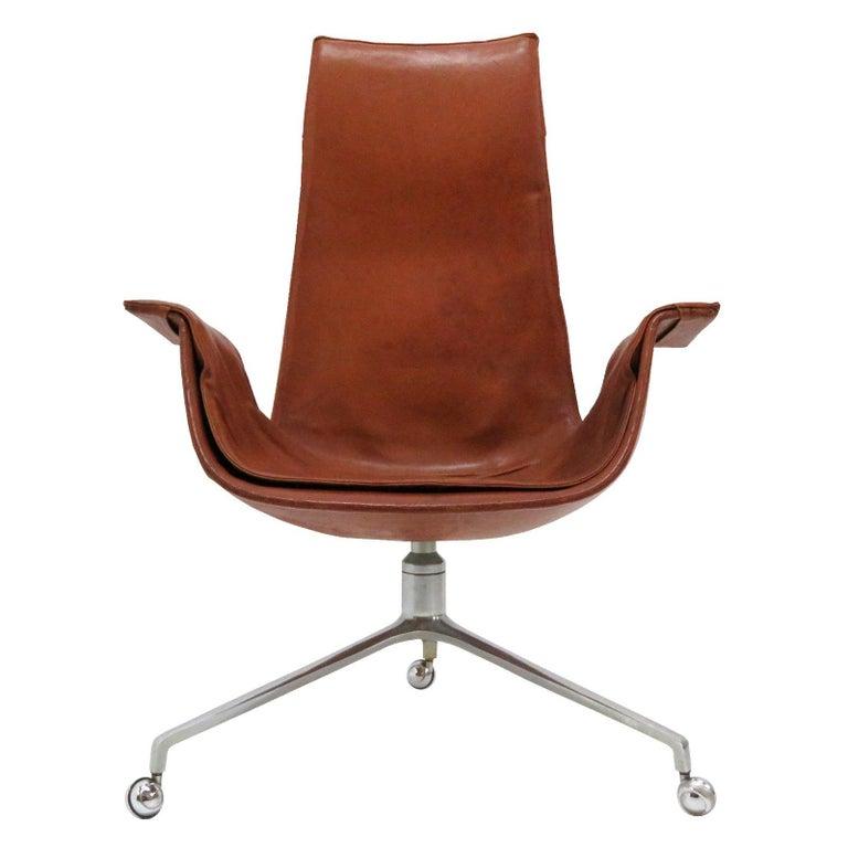 Preben Fabricius Jorgen Kastholm Bird Chairs Kill, 1964 For Sale