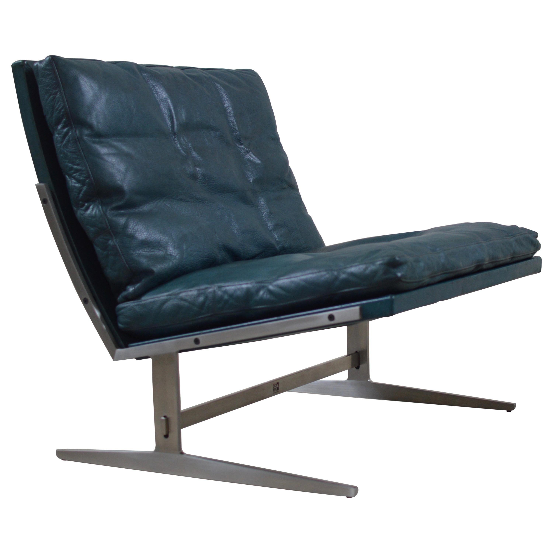 Preben Fabricius & Jorgen Kastholm BO561 Lounge Chair by Bo-Ex Denmark