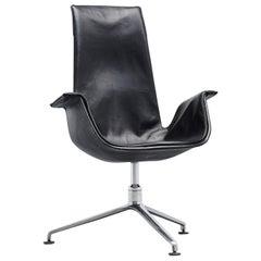Preben Fabricius Jorgen Kastholm FK6725 Bird Chair, Germany, 1964