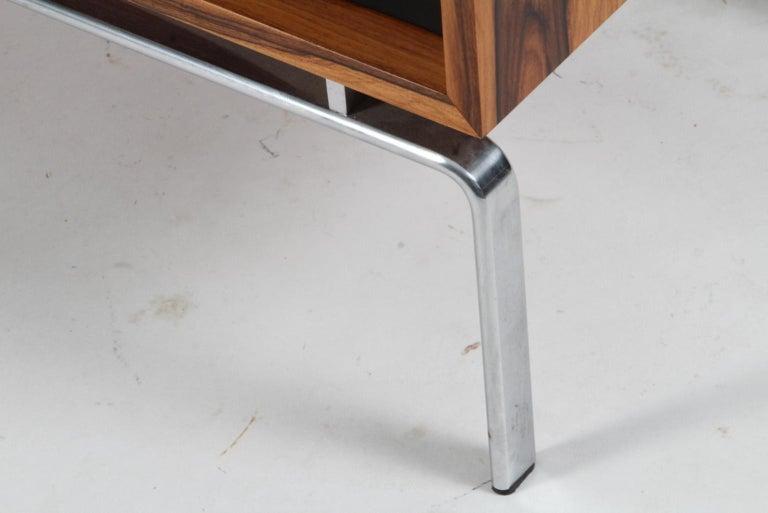 Mid-20th Century Preben Fabricius & Jorgen Kastholm Freestanding Credenza, Model FK150, Rosewood For Sale