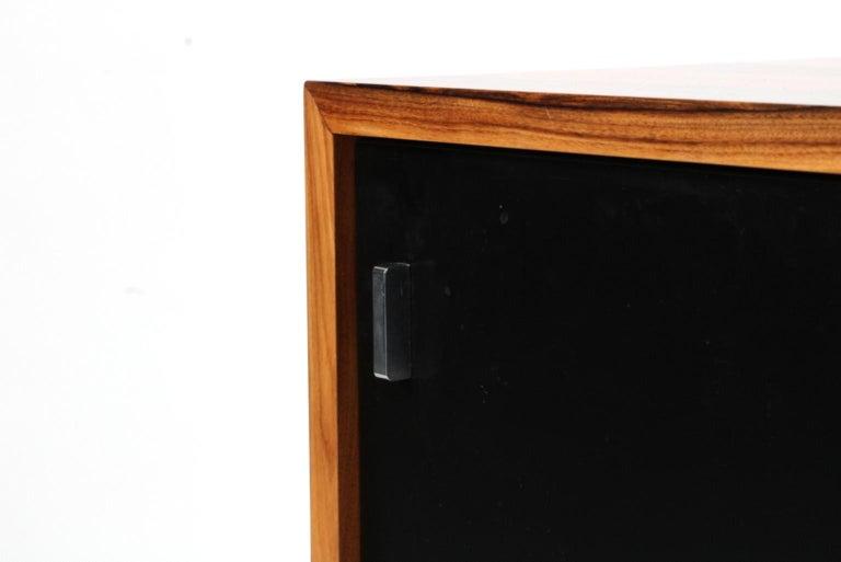 Preben Fabricius & Jorgen Kastholm Freestanding Credenza, Model FK150, Rosewood For Sale 3