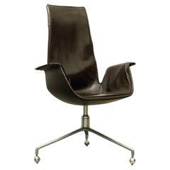 Preben Fabricius & Jørgen Kastholm 'Bird' Chair for Alfred Kill International