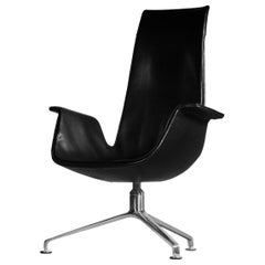 Preben Kastholm and Jorgen Kastholm FK6725 Armchair Danish Design
