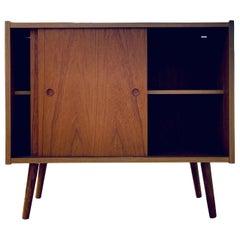 Preben Sørensen Teak Sideboard or Cabinet, Denmark, 1960s
