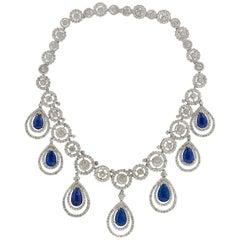 Precious Diana M. Diamond Necklace