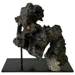 Prehistoric Iron Ore Sculpture, China