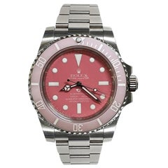 Rolex Submariner Oyster Women's, Oyster steel Preowned Custom Wrist Watch