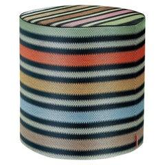 Prescott Cylinder Pouf