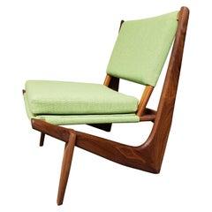 Presens Lounge Chair by Bertil W. Behrman for AB Engens Fabriker