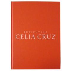 Presenting Celia Cruz Photographic Vintage Book by Alexis Rodriguez-Duarte