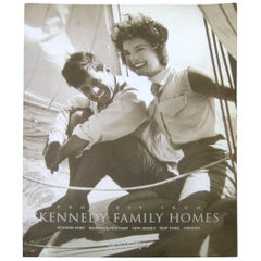 President & Jacqueline Kennedy's Sotheby's Family Homes Estate Catalog c 2005
