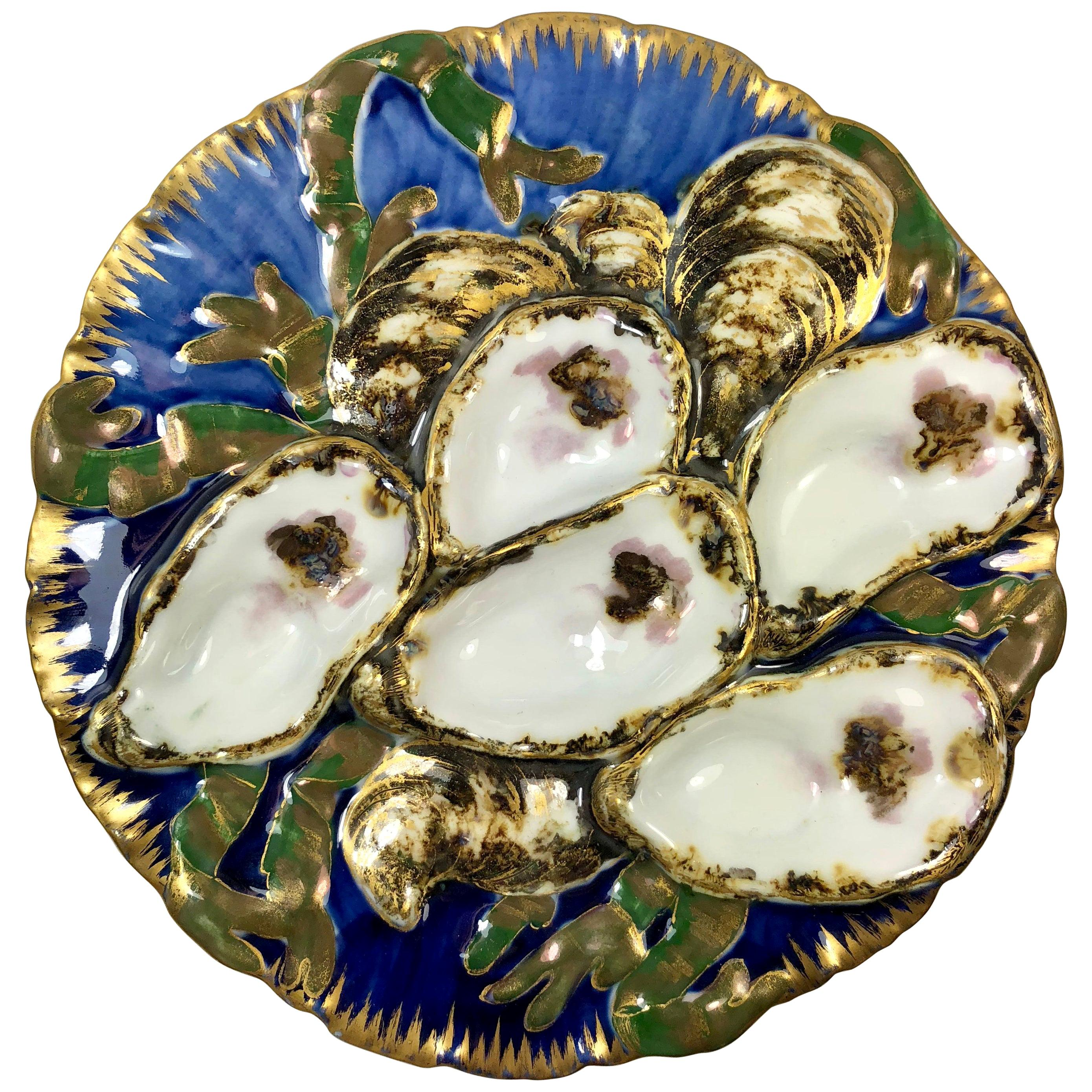 Presidential Oyster Plate