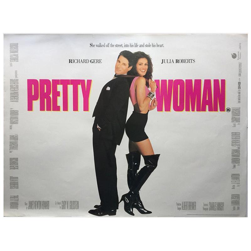 Pretty Woman, 1990 Poster