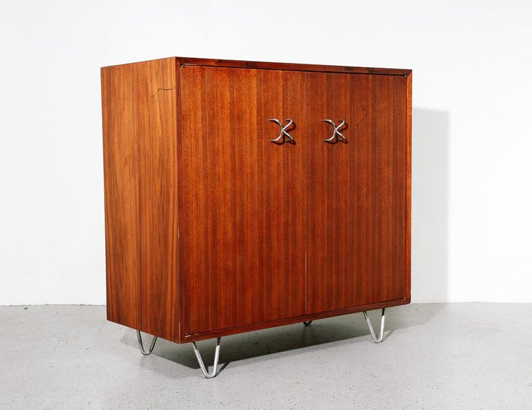 Primavera Cabinet by George Nelson In Good Condition For Sale In Brooklyn, NY