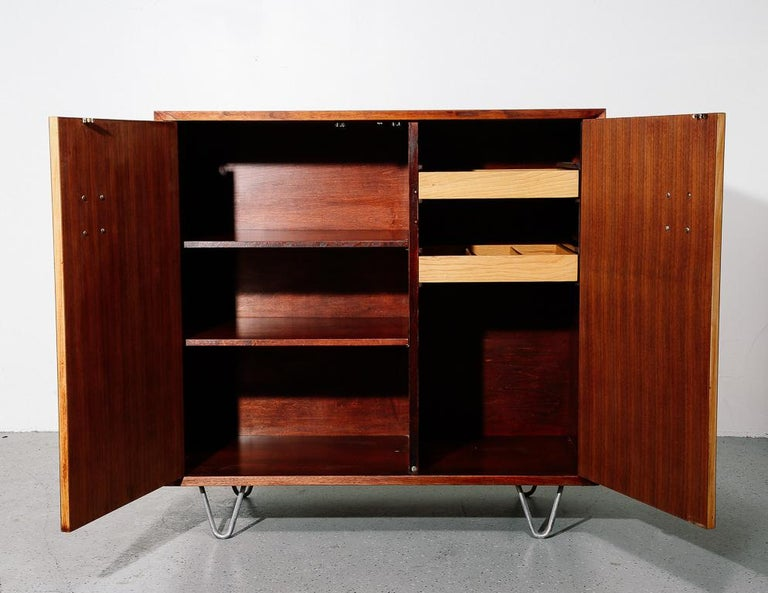 Primavera Cabinet by George Nelson For Sale 1