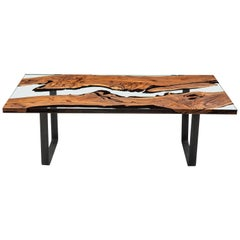 Primitive 220 Epoxy Resin Dining Table