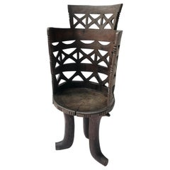 Primitive African Chair