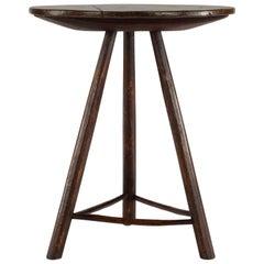 Primitive Antique Cricket Table