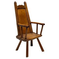 Ash Chair, Belgium, circa 1760