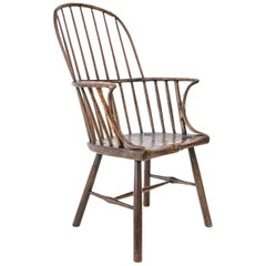 Primitive Cornish Windsor Chair