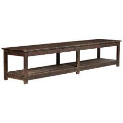Primitive Drapers Table