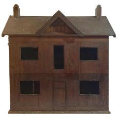 Primitive Edwardian Dolls house