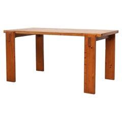 Primitive Pilgrim Pine Work or Dining Table
