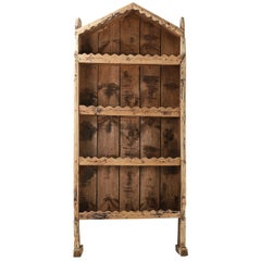Primitive Spanish Shelving Unit, 18th Century
