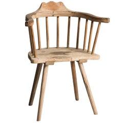 Primitive Windsor Chair, circa 1880