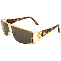 Prince Egon von Furstenberg sunglasses, 1980s