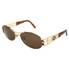 Prince Egon von Furstenberg vintage sunglasses 80s