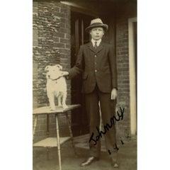 Prince John Signed Photograph