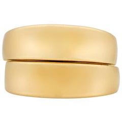 Prince's 14 Karat Gold Stacked Rings