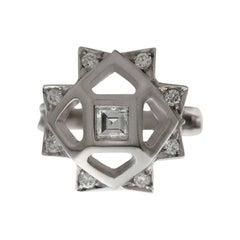 Princess Cut Diamond Engagement, Bridal Ring