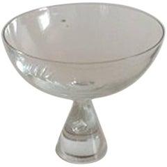 Princess Holmegaard Champagne Glass