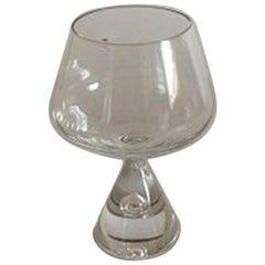 Princess Holmegaard Cognac Glass
