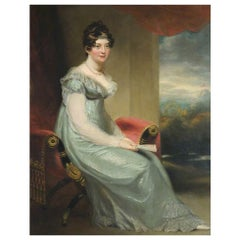 Princess Mary Authentic 18th Century Strand of Hair