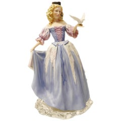 'Princess of the Ice Palace' House of Faberge Figurine