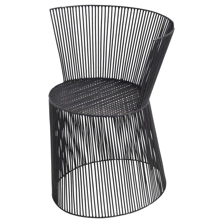 Principessina Iron Chair For Sale
