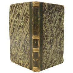 Principles of Nautical Astronomy Book by M. De Rossel Naples, 1819