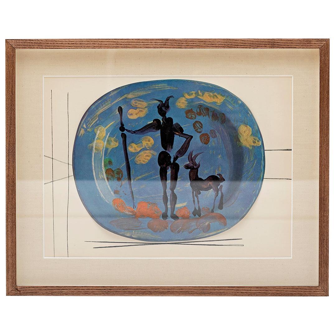 Print from 'Céramiques De Picasso'