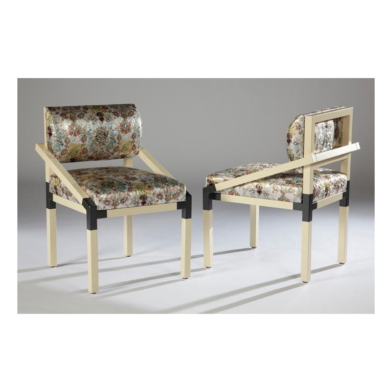 Outstanding Printed Dining Or Side Chair By Antoine Proulx Ibusinesslaw Wood Chair Design Ideas Ibusinesslaworg