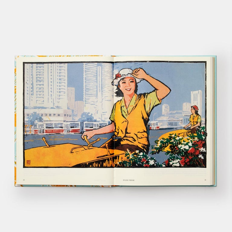 Printed in North Korea The Art of Everyday Life in the