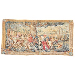 Printed Tapestry of the 19th Century