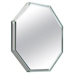 Prism Mirror Specchi Octagon Wall Mirror, by Tokujin Yoshioka for Glas Italia