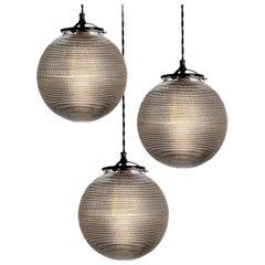 Prismatic Globe Pendents